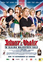 Poster Astérix et Obélix: Au Service de Sa Majesté