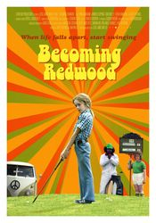 Poster Becoming Redwood