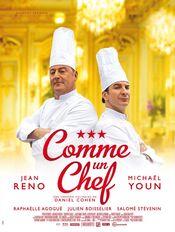 Poster Comme un chef