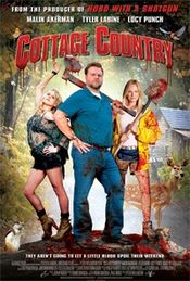 Poster Cottage Country