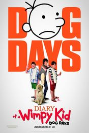 Poster Diary of a Wimpy Kid: Dog Days