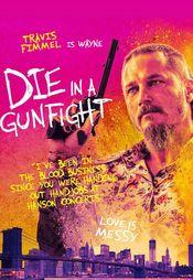 Poster Die in a Gunfight
