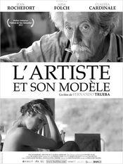 Poster El artista y la modelo