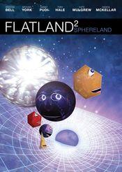 Poster Flatland 2: Sphereland