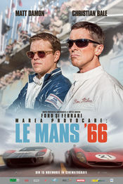 Poster The Grand Challenge: Le Mans '66