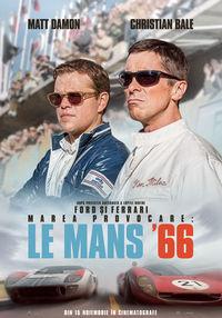 Poster MAREA PROVOCARE: LE MANS '66