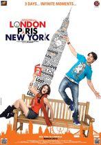 Londra, Paris, New York