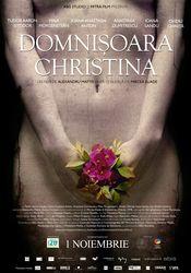 Poster Domnișoara Christina