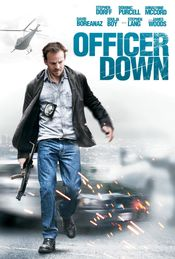 Poster Officer Down