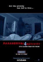 Activitate paranormală 4