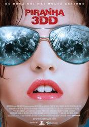 Poster Piranha 3DD