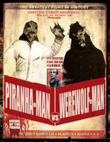 Piranha-Man Versus WereWolf-Man: Howl of the Piranha
