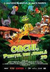 Oachi, prințul din junglă