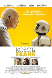 Poster Robot and Frank