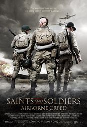 Poster Saints and Soldiers: Airborne Creed