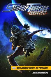Poster Starship Troopers: Invasion
