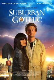 Poster Suburban Gothic