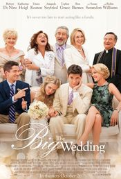 Poster The Big Wedding
