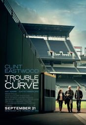 Poster Trouble with the Curve