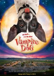 Poster Vampire Dog