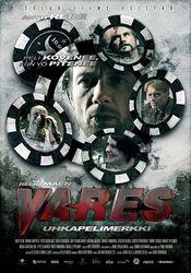 Poster Vares - Uhkapelimerkki