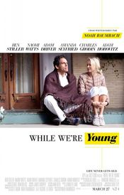 Poster While We're Young