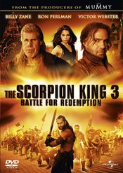 Poster The Scorpion King 3: Battle for Redemption