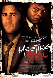 Poster Meeting Evil