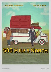 Poster 500 Miles North