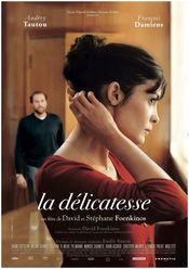 Poster La délicatesse