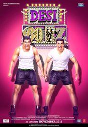 Poster Desi Boyz