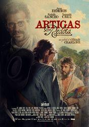 Poster La Redota - Una Historia de Artigas