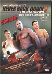 Poster Never Back Down 2: The Beatdown