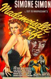 Poster Mademoiselle Fifi