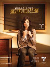 Poster Relaciones Peligrosas