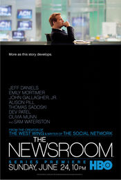 Poster The Newsroom
