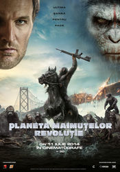 Poster Dawn of the Planet of the Apes