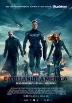 Căpitanul America: Războinicul iernii