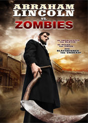 Poster Abraham Lincoln vs. Zombies
