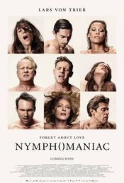 Poster Nymphomaniac: Volume 1