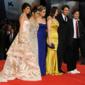 James Franco, Harmony Korine, Vanessa Hudgens, Ashley Benson, Selena Gomez, Rachel Korine în Spring Breakers/Vacanța de primăvară