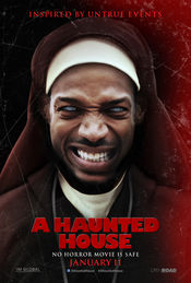 Poster A Haunted House