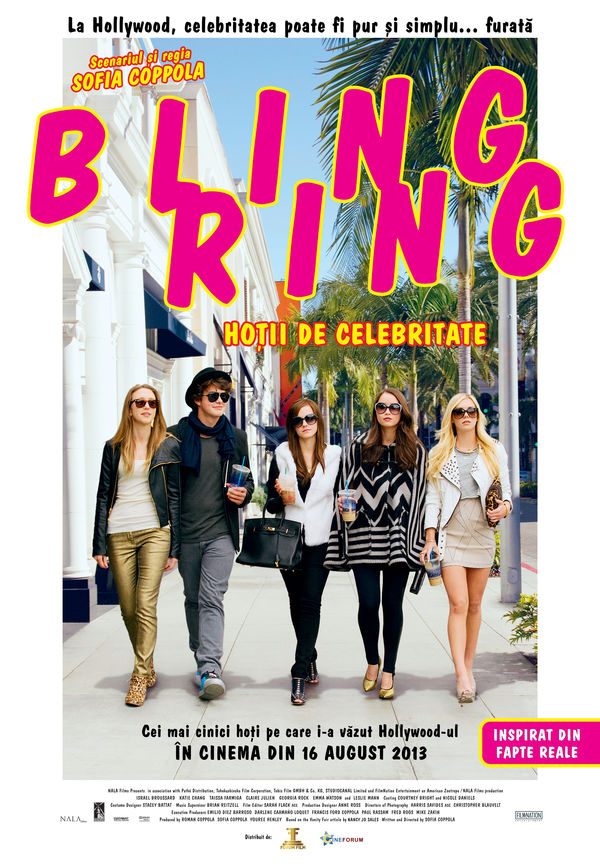 Bling Ring Movie Soundtrack