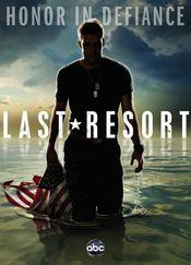 Poster Last Resort