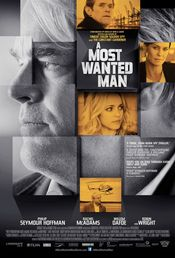 Poster A Most Wanted Man