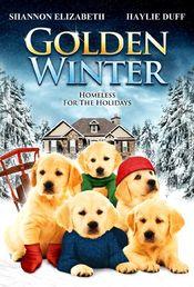 Poster Golden Winter