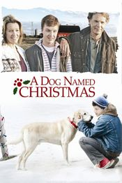 Poster A Dog Named Christmas