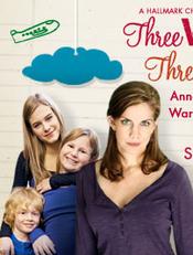 Poster Three Weeks, Three Kids