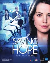 Poster Saving Hope