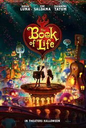 Poster The Book of Life